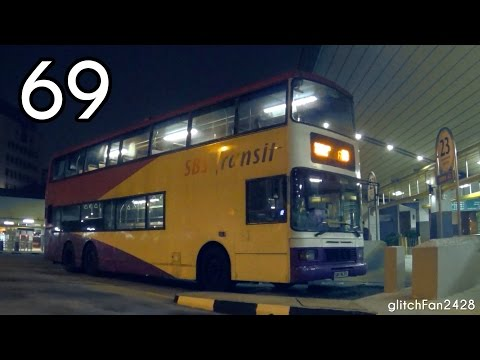 [SBST] (Retired) ZF Kickdowns - SBS9631X On Service 69 - Volvo Olympian Batch Three