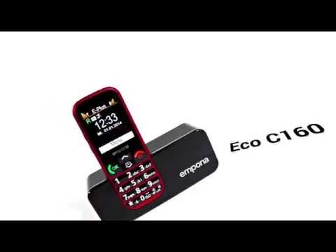 Seniorenhandy Emporia Eco C160