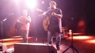 Tenacious D - The Ballad of Hollywood Jack and The Rage Cage, Stockholm Fryshuset 2015