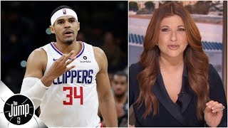 Tobias Harris trade proves NBA fans literally can't sleep during trade deadline season | The Jump