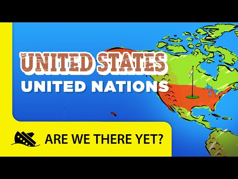 UDA: United Nations – Travel Kids in North America