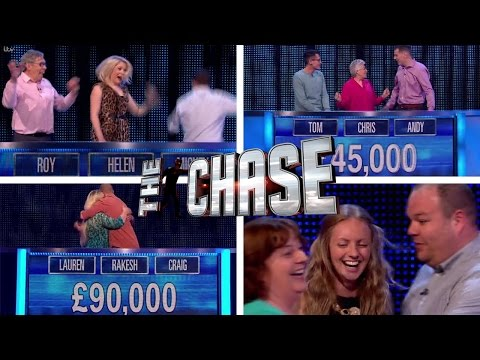 The Chase | The Biggest Final Chase Wins Ever!