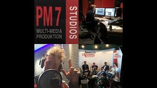 PM7 multi-media production studios