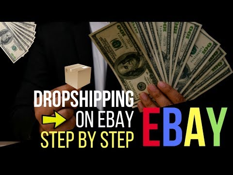 How to DROPSHIP on eBay for Beginners STEP by STEP 2019