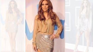 Jennifer Lopez - Short Red Carpet Dresses