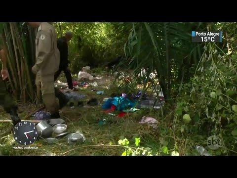 Brasil regista o maior número de assassinatos no campo dos últimos 14 anos | SBT Notícias (31/05/18)
