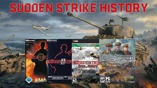 Sudden Strike History (1997-2017)