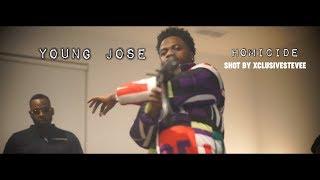 Young Jose - Homicide   Shot by @xclusivestevee