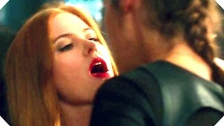 Isla Fisher Kisses Gal Gadot ! - KEEPING UP WITH THE JONESES thumbnail