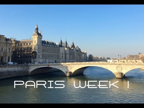 LIFE IN FRANCE | Week 1