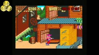 Sunset Riders Super Nintendo