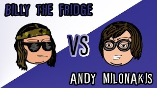 Andy Milonakis & Billy The Fridge Freestyle - Doodles!