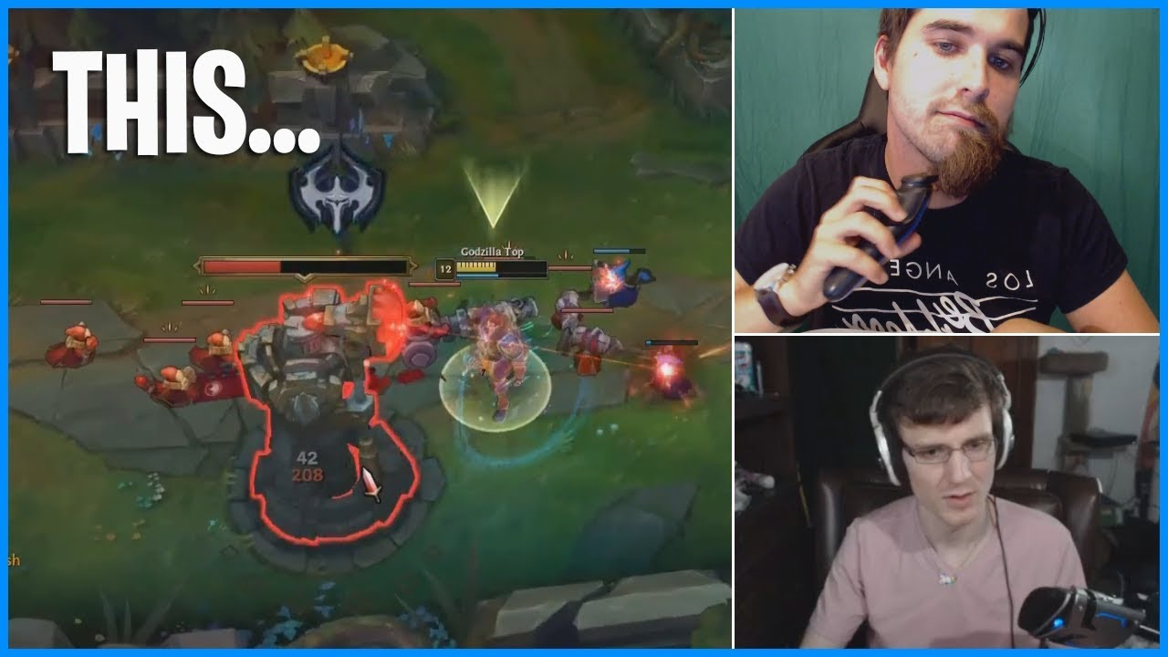 Every League of Legends Player Felt THIS Hashinshin's Plays... | LoL Daily Moments Ep 634 thumbnail