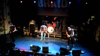 Braid - Never Will Come For Us.    Reunion Show