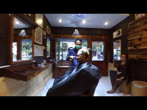 Goodness Barbershop pomade store