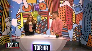 Franka Batelić gostovala je u emisiji Top.hr kako bi predstavila sp...