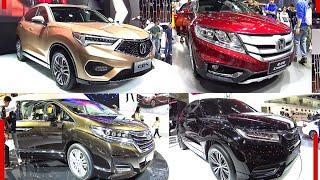 TOP 5 Premium Honda SUVs: Honda Avancier, Elysion, Odyssey, Crosstour, Acura CDX 2016, 2017(TOP 5 Premium Honda SUVs: Honda Avancier, Elysion, Odyssey, Crosstour, Acura CDX 2016, 2017 2016, 2017 Honda Elysion MPV launched on the Chinese ..., 2016-05-19T16:30:01.000Z)