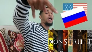 Download American reacts to OXXXYMIRON - KONSTRUKT Mp3 and Videos