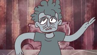 The Kimberly Steaks - Wrong Exit (Animated video)