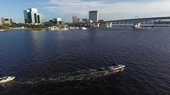 Views of St. Johns River, Jacksonville, Florida
