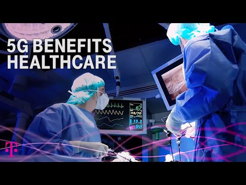 Benefits of 5G for Healthcare Technology   T-Mobile