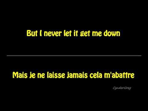 Never let me go traduction