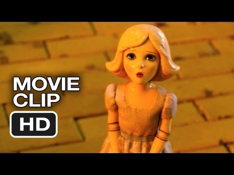 Oz the Great and Powerful Movie CLIP - China Girl (2013) - James Franco Movie HD