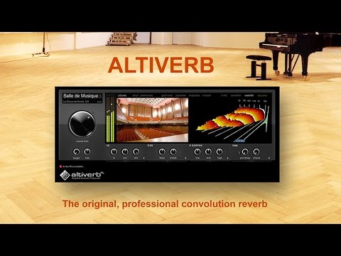 Altiverb Plugin Crack Alternative Torrent Setup File [Windows]