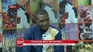 REGARD SOCIAL VIOLENCE DANS LES FAMILLES DU JEUDI 19 DÉCEMBRE 2019 - ÉQUINOXE TV