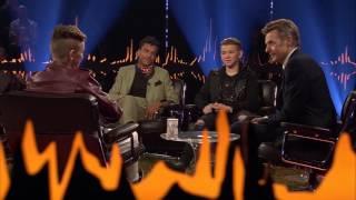 Hela intervjun med Marcus och Martinus | SVT/NRK/Skavlan