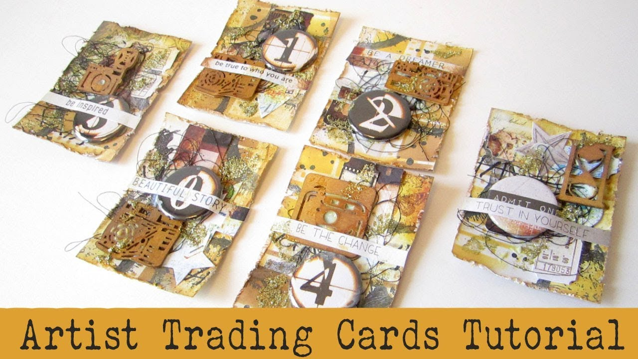 handmade atcs how to make atcs artist trading cards what are