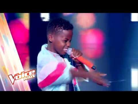 Jeremias Reis canta &39;Chuva de Arroz&39; - Shows ao Vivo - The Voice Kids  4ª T