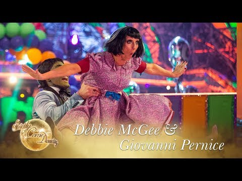 Debbie & Giovanni Charleston to 'Frankie' by Sister Sledge - Strictly Come Dancing 2017