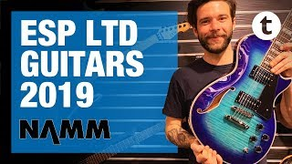 NAMM 2019 | ESP LTD Guitars | Thomann