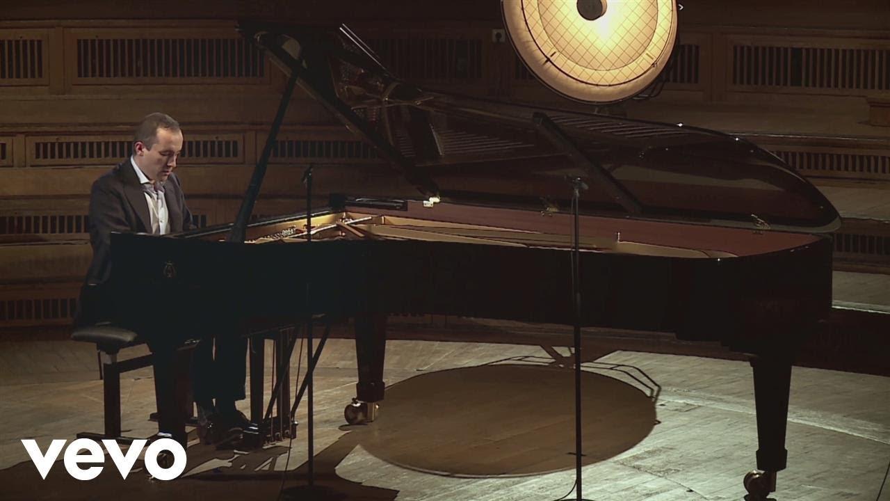 Igor Levit - Bach - Goldberg Variations: Aria