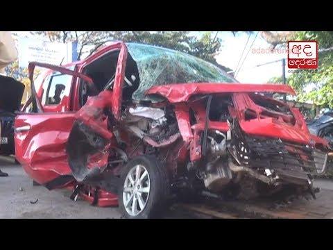 Police officer killed in accident in Boralesgamuwa