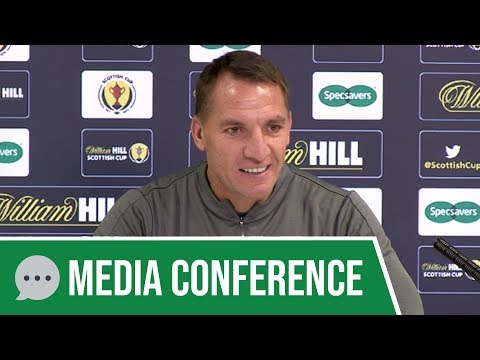 💬 Full Media Conference: Brendan Rodgers (08/02/19)