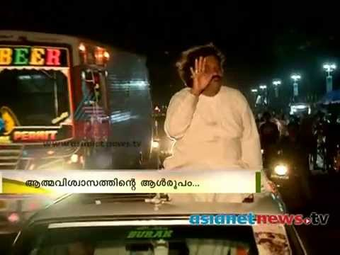 "Kerala Election 2014 :""Trissur Nazeer ""on Election campaign"