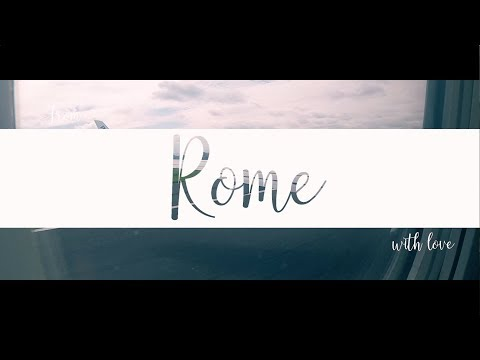From Rome with love - travel video - GoPro 5 Session | Lumix G80/85 | Roma |