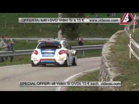 33° Rally Due Valli 2015 Ps 11 Erbezzo Bivio Dx VIDEO SI