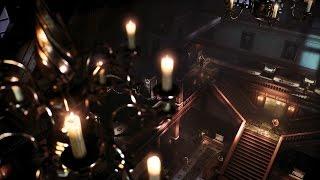 Batman Arkham Knight: Batman AR Challenge Wayne Manor 3 Stars