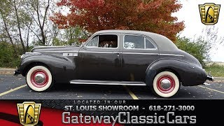1940 Buick 50 Super Stock #7513 Gateway Classic Cars St. Louis Showroom