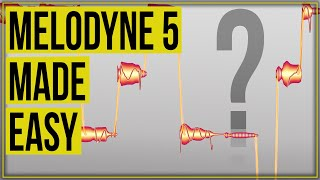 How to use Melodyne 5
