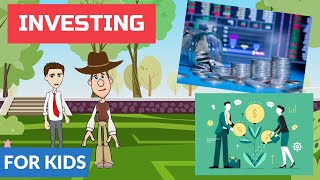 Investing 101: What is Investing? Easy Peasy Finance for Kids and Beginners