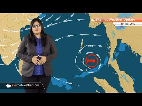 Weather Forecast for Jan 8: Snow in Kashmir, Himachal, Rain in Punjab, Delhi
