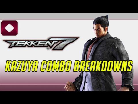 Devil Kazuya secret & bad ass move tekken7 by Hoss Sawa
