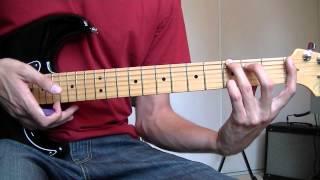 Cours de Guitare : Le système CAGED 1/2