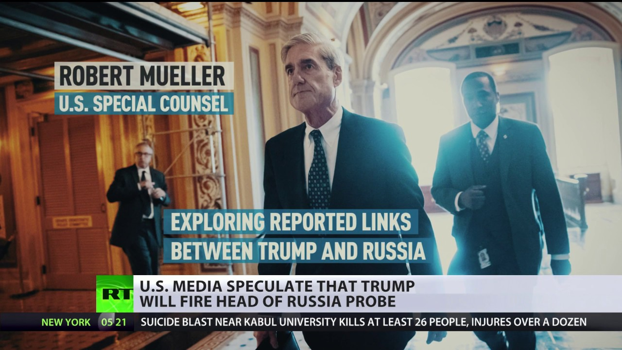 No, Trump is (still) not firing Mueller: Media 'goes into apoplexy' after angry tweets