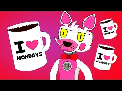 Minecraft Fnaf: Sister Location - Funtime Foxy Hates Mondays (Minecraft Roleplay)