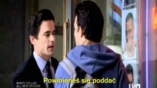 White Collar 3x06 Scott Free Promo PL